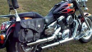One Bad Honda shadow 1100