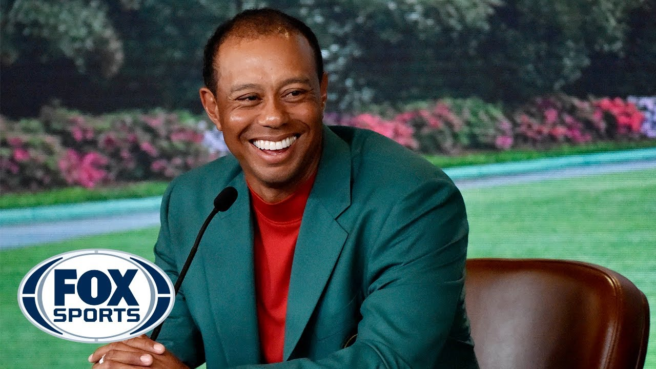 Tiger Woods explains how much his 2019 Masters win meant to him