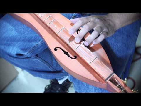 The Rains of Castamere on Appalachian dulcimer