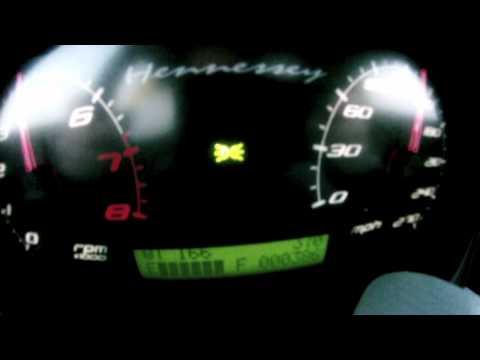 Hennessey Venom GT:  70 – 215 mph Acceleration