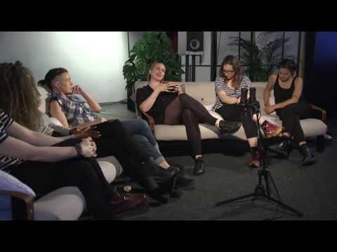 The creative process - Electric Indigo & Emika