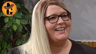 Nicole Jäger hat 200 Kg abgenommen... weil sie ihre Diät abgebrochen hat! | Willkommen Österreich