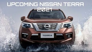 2020-21 upcoming Nissan Terra full details    Nissan Terra    All About Vehicles