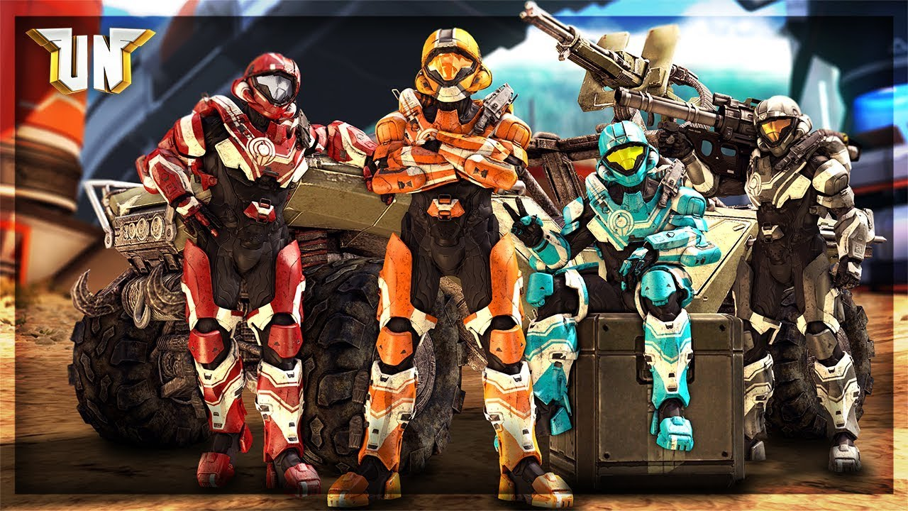 Halo 5 the warzone odst squad challenge youtube halo 5 the warzone odst squad challenge publicscrutiny Image collections