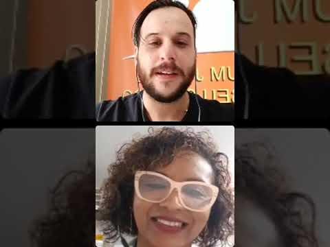 Live com Luiza Freitas
