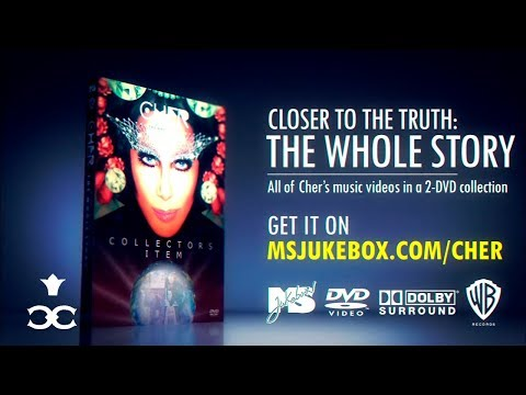 Cher's 2-DVD/CD Set 'Closer to the Truth: The Whole Story' | 2018 | Teaser #1 ᴴᴰ