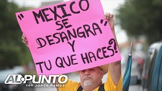 Violencia en México: tres activistas llaman a participar en la 'Caminata por la Verdad, la Justicia