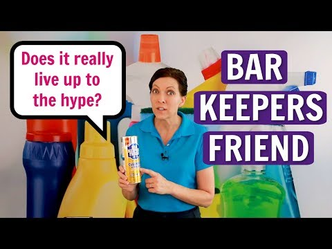 Bar Keepers Friend Product Review - Does it Live Up to the Hype?