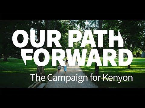 Kenyon College: Our Path Forward