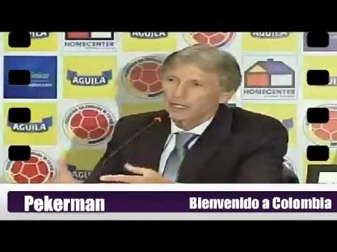 Pekerman Técnico Selección Colombia primeras declaraciones