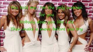 Girls Aloud-Jump with Lyrics