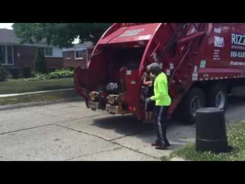 Garbage Truck Helper