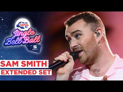 Sam Smith - Extended Set (Live at Capital's Jingle Bell Ball 2019)   Capital