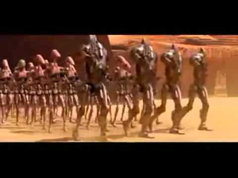 SWE2:  Attack of The Clones Geonosis Battle