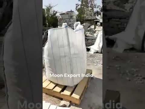 White Marble Pebbles Processing Unit /White Pebbles Supplier & Manufacturer - Moon Exports India