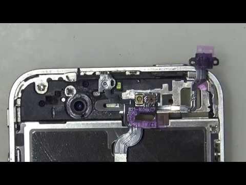 iPhone 4 как настроить датчик приближения. Proximity sensor fix