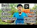 Best Video editing & screen recorder software for Windows || GoPlay Video editor and screen recorder