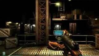 Me And Oatsie On Doom3 Open Coop