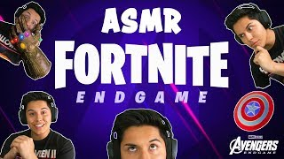 ASMR | FORTNITE - NEW Avengers Endgame Mode!