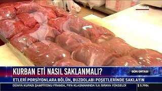 Kurban eti nasıl saklanmalı?