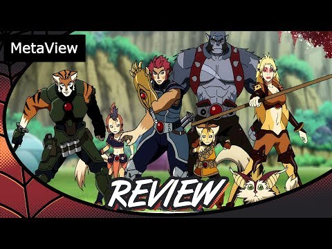 Thundercats 2011: MetaView Animated Series Review