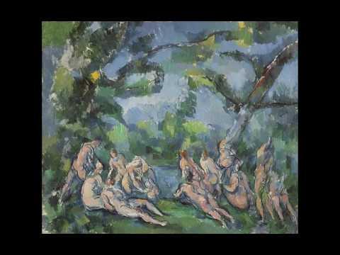 Paul Cézanne - His Bathers