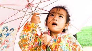 Rain Rain Go Away Song Nursery Rhymes & Kids Songs キッズ&童謡 子供向け 幼児向け ごっこ遊び こどものうた 英語の歌