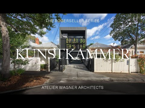 A Home Which Reimagines Terrace House Living - Kunstkammer Residence by Atelier Wagner Architects