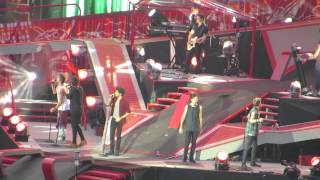 One Direction - Right Now - Where We Are Tour - Manchester Etihad Stadium 01.05.2014