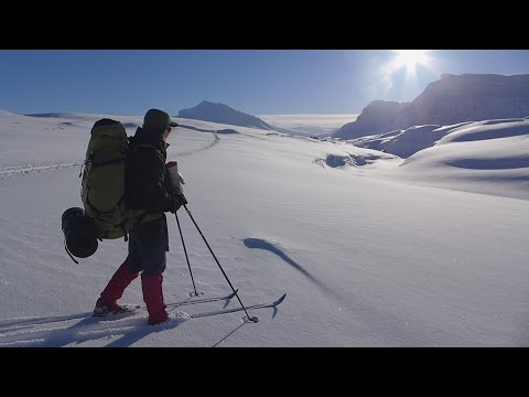 KUNGSLEDEN 2015 Full Video - SWEDEN -  Abisko - Hemavan Full