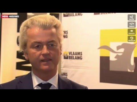 Geert Wilders: interview met VTM