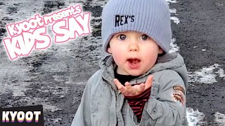Kids Say The Darndest Things 97 | Funny Videos | Cute Funny Moments