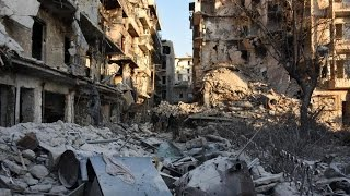 أخبار عربية - مأساة حلب تخيم على مواقع التواصل الإجتماعي