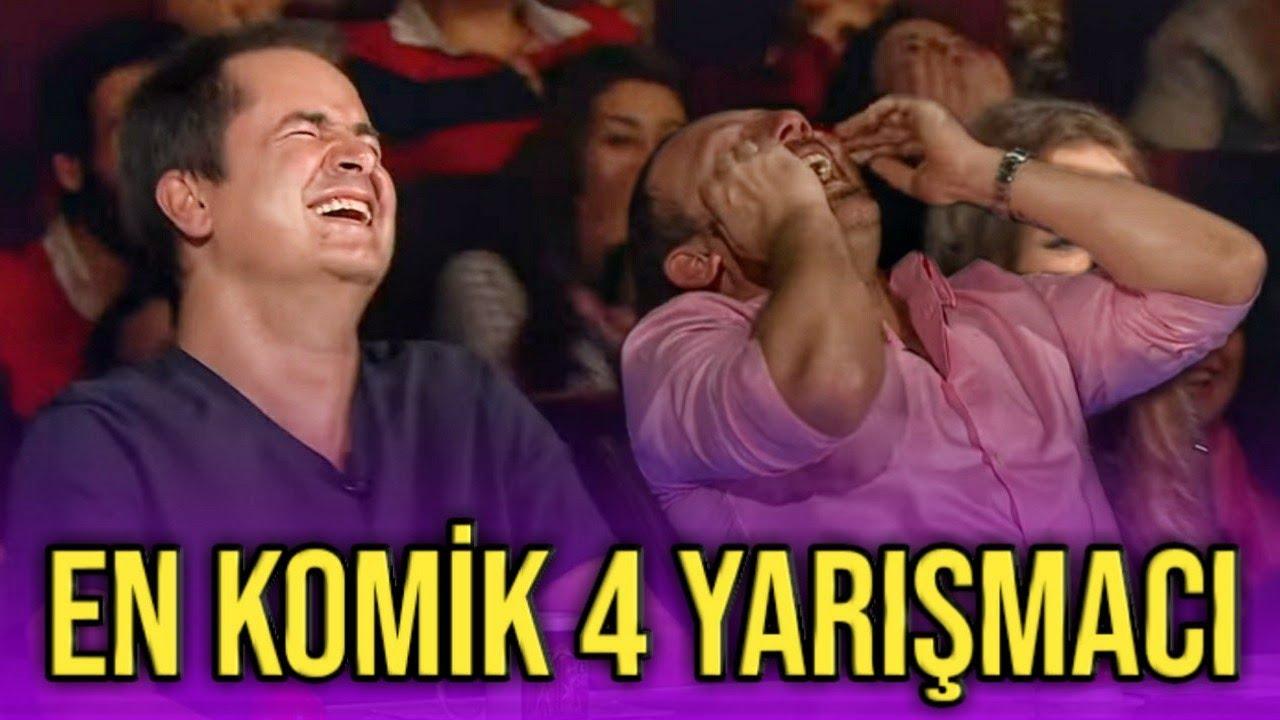 Download Gülmekten karnınız ağrıyacak 😂😂 Yetenek Sizsiniz Türkiye gelmiş geçmiş en komik 4 yarışmacı