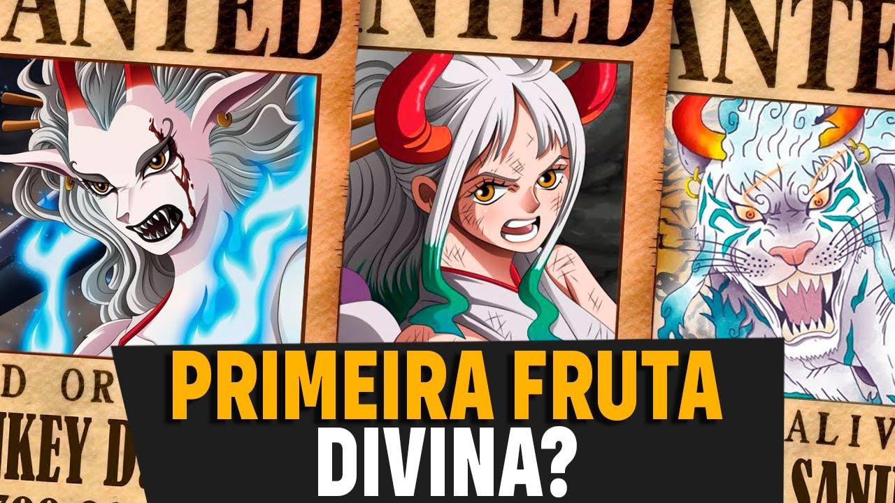 REVELADA A AKUMA NO MI DE YAMATO! O LOBO DIVINO QUE RIVALIZA COM O DRAGÃO DE KAIDOU?! (One Piece)