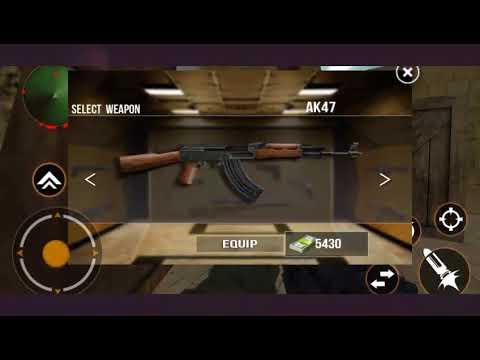 Frontline Shooter Commando
