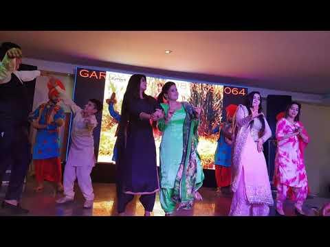 Garry 7 Star Bhangra Group - Solo Girls // Org Mr Garry - 9872096064