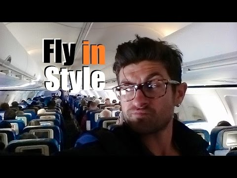 6 Flying Style Tips | Practical Flying Fashion Advice For Guys