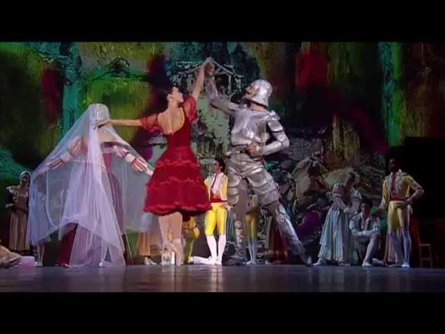 Don Quijote, Ballet Nacional de Cuba
