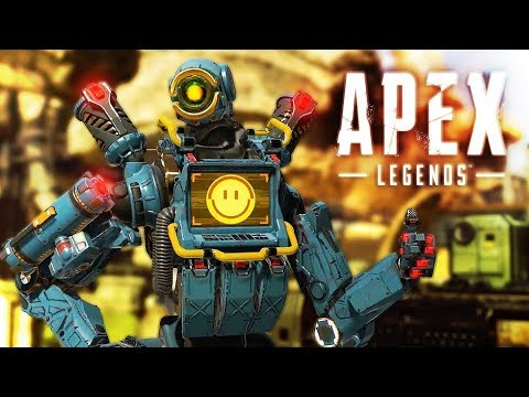 Fortnite + Blackout = This Beauty - Apex Legends thumbnail