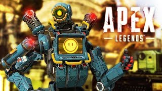LEGENDARY WEAPON SKINS *MUST SEE* - OPENING 10 APEX PACK CRATES - Apex Legends