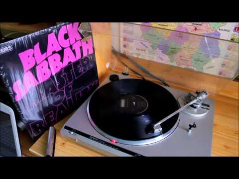 Sweet Leaf - Black Sabbath Master of Reality vinyl NEMS 1971/76 mint HQ sound
