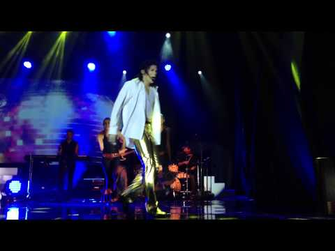Michael Jackson HIStory Tour Kenny Wizz -