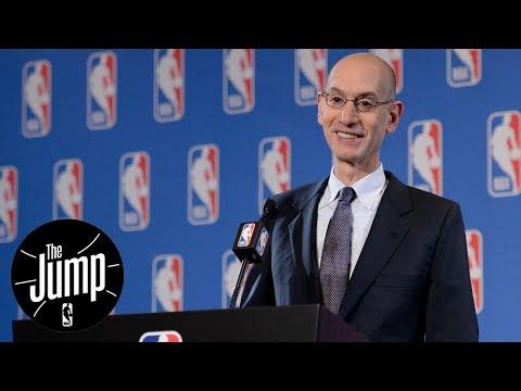 Should NBA Get Rid Of Conferences? | The Jump | ESPN