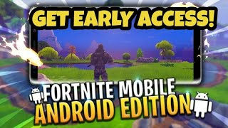 How To Download Fortnite On Your Android  100% TRUE EARLY ACCESS !