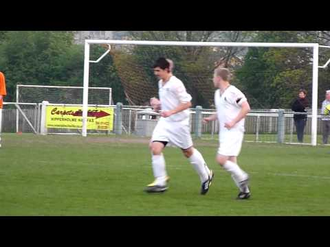 Brighouse V Ossett Albion Under 19 : What a First Goal Rikki Paylor