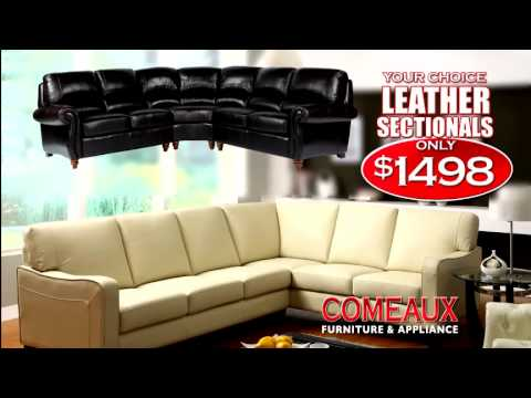 Extreme Savings Storewide At Comeaux Furniture Appliance Youtube