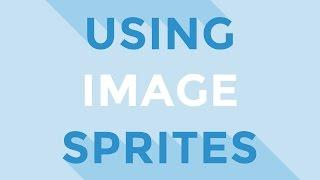 HTML & CSS : Using Image Sprites
