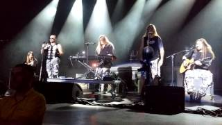 Sabaton - Final Solution (Acoustic) - Manchester 13/01/2017