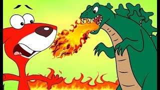 Rat-A-Tat |'Doggy Hero Vs Godzilla Giant Monsters Kids Cartoons'| Chotoonz Kids Funny Cartoon Videos